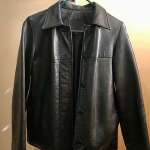 Vintage Coach Leather Jacket